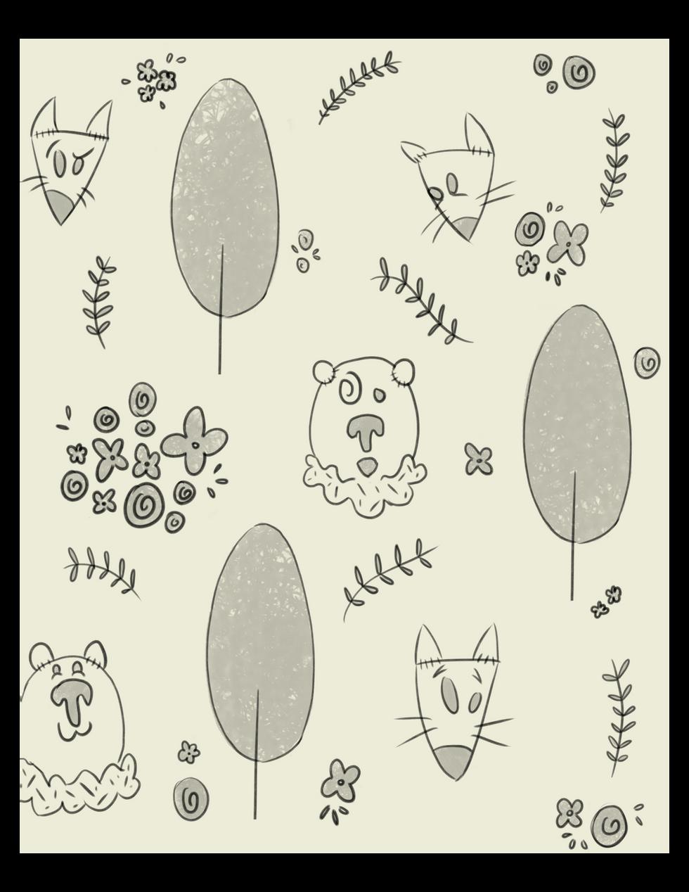 End Page Pattern