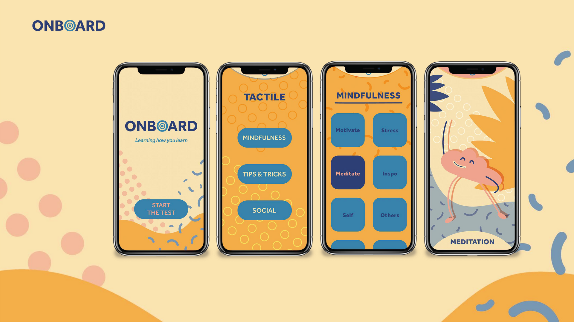 Onboard Deck- Tactile Learners: Mindfulness