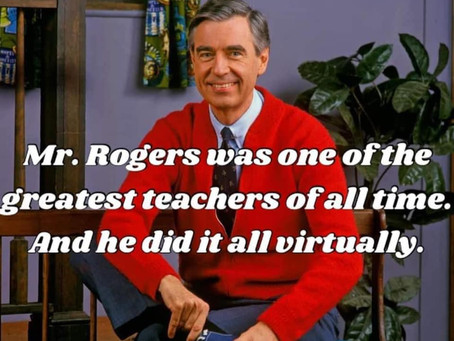 Lessons from Mr. Rogers