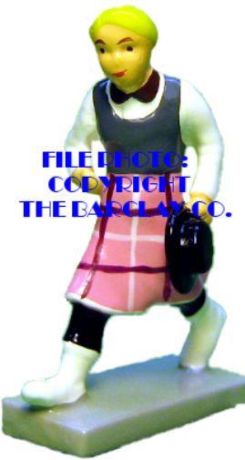 #1517 - School Girl Running