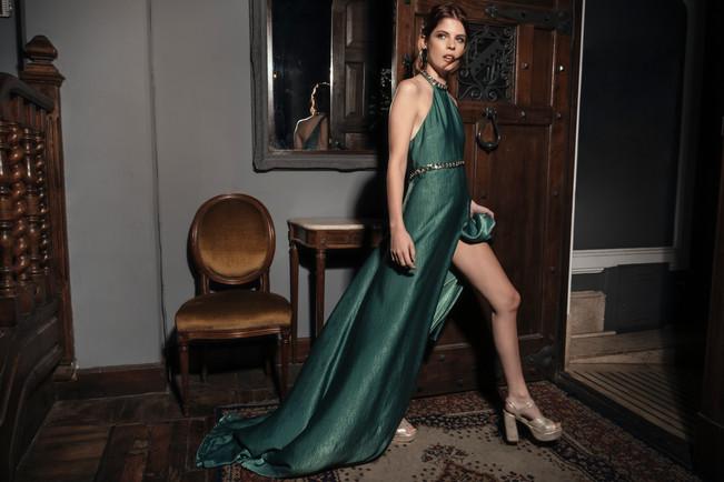 Hera dress (sold)