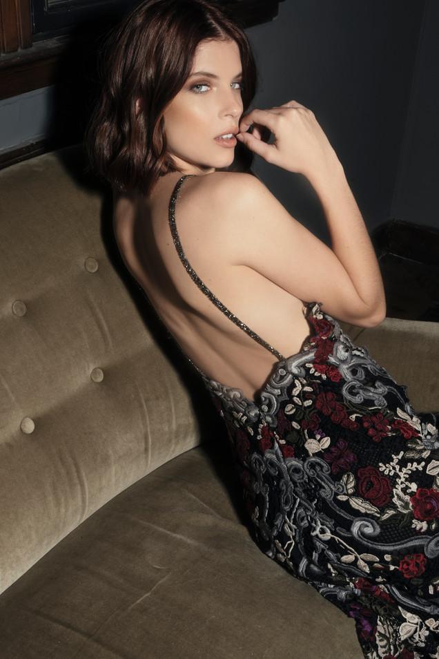 Flora dress (sold)