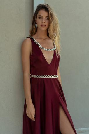 BEGONIA DRESS (sold)