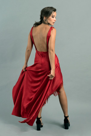 Phoenix dress (sold)