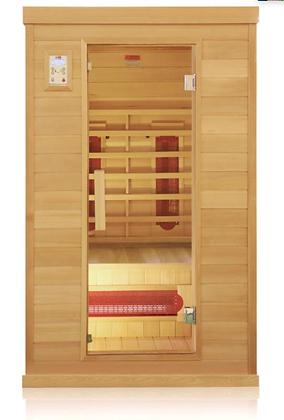 Infrared 2 person sauna