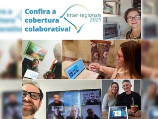 Inter-regionais 2021 - Confira a Cobertura Colaborativa do encontro no Polo Bondade