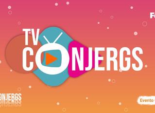 Jovens apresentam segunda edição da TV Conjergs