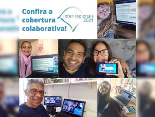 Inter-regionais 2021 - Confira a Cobertura Colaborativa do encontro no Polo Doação