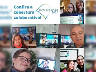 Inter-regionais 2021 - Confira a Cobertura Colaborativa da reunião do Polo Caridade