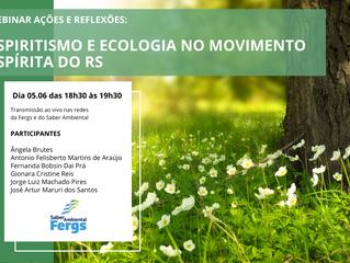 Saber Ambiental promove Webinar