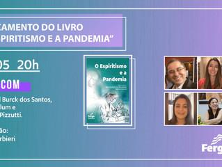 Fergs Editora lança obra O Espiritismo e a Pandemia