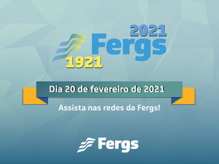 Segue programação de aniversário do centenário da Fergs