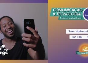 Comunicação & Tecnologia falará sobre Transmissão via Instagram