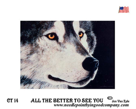 All The Better To See You - Jon Van Zyle