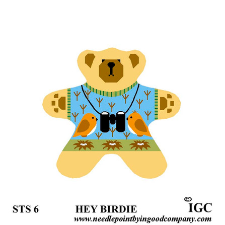 Hey Birdie Bear