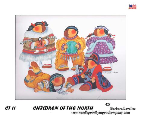 Children Of The North - Barbara Lavallee