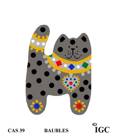 Baubles Cat