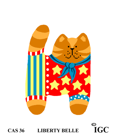 Liberty Belle Cat