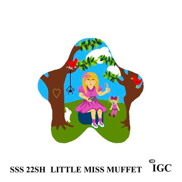 Little Miss Muffett Star