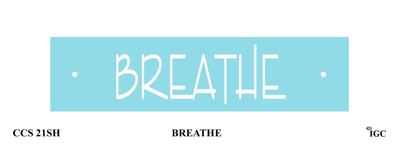 Breathe Candle Cozy
