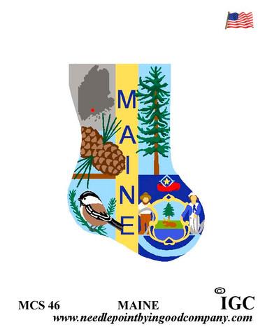 Maine Mini Sock