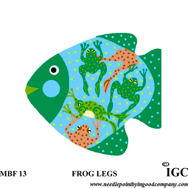 Frog Legs Fish