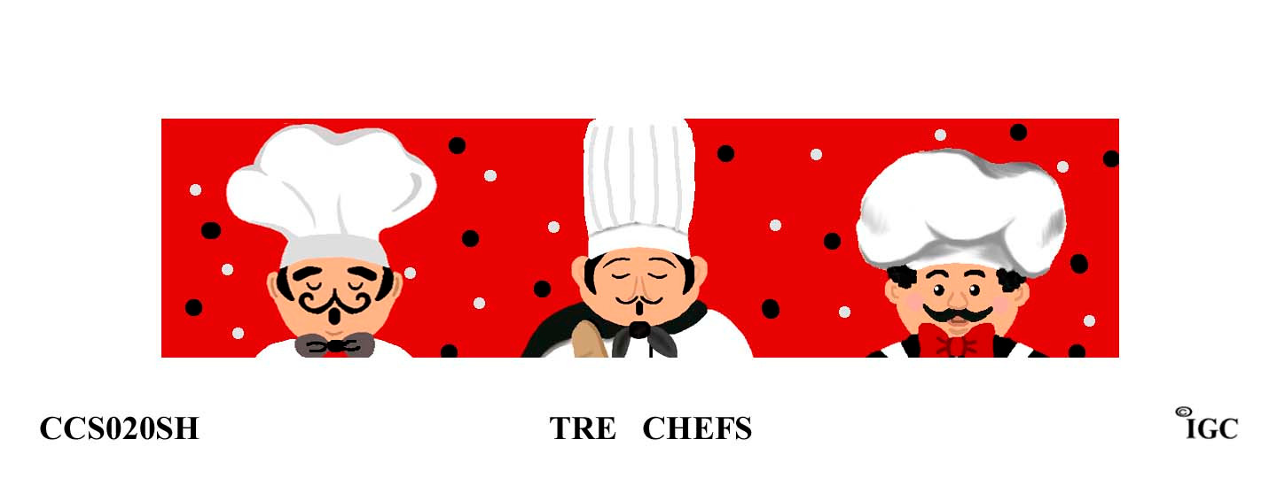 Tre Chefs Candle Cozy