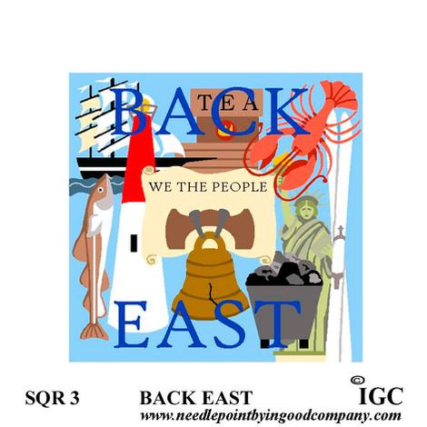 Back East Square