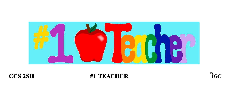 #1 Teacher Candle Cozy
