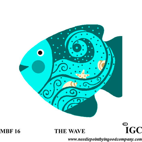 The Wave Fish