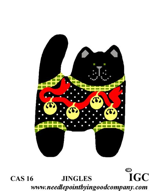 Jingles Cat