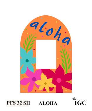 Aloha Small Frame