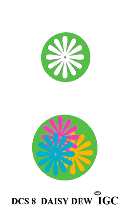 Daisy Dew Discs