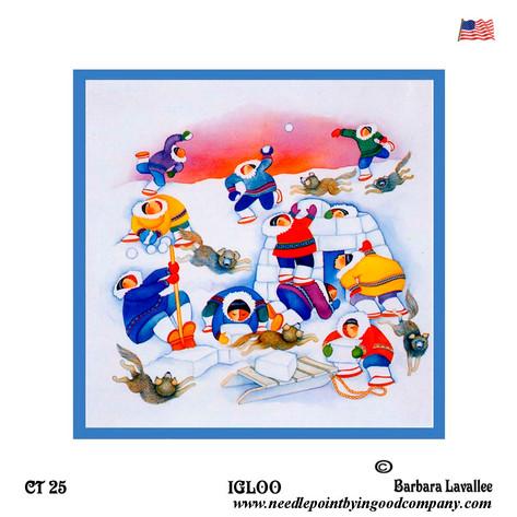 Igloo - Barbara Lavallee
