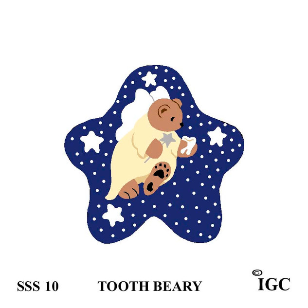 Tooth Beary Star