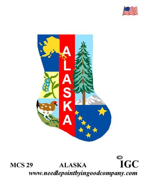Alaska Mini Sock