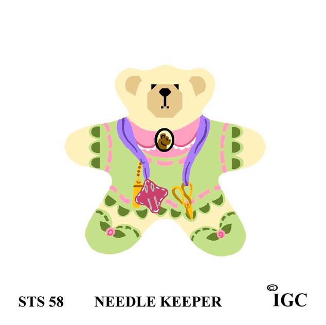 Needle Keeper Bear