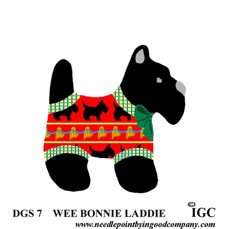 Wee Bonnie Laddie Dog