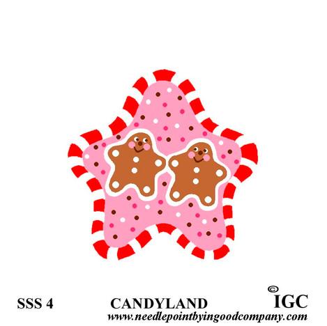 Candyland Star
