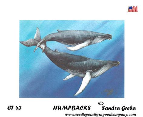 Humpbacks - Sandra Greba
