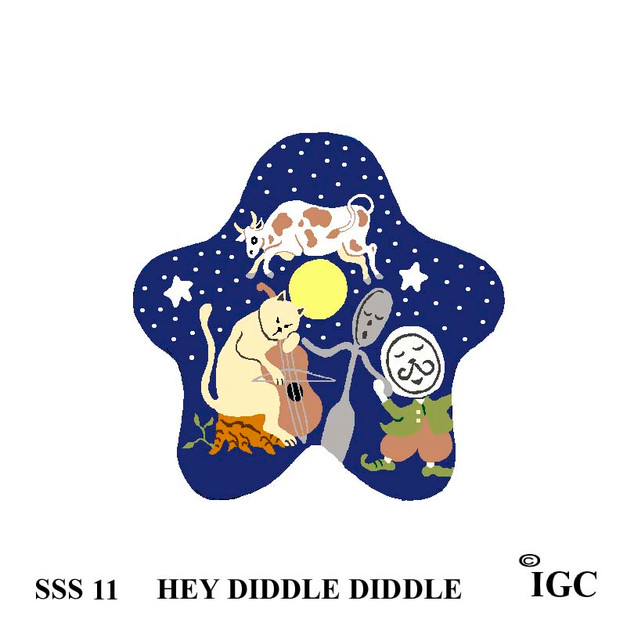 Hey Diddle Diddle Star
