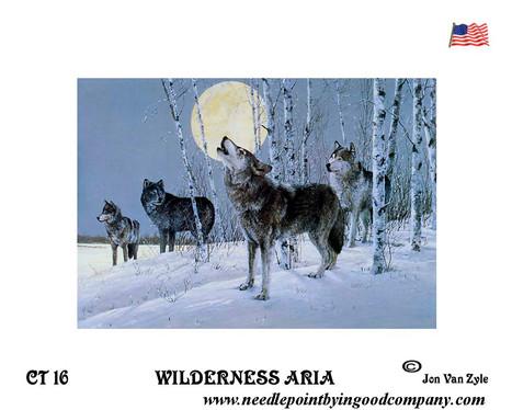 Wilderness Aria - Jon Van Zyle