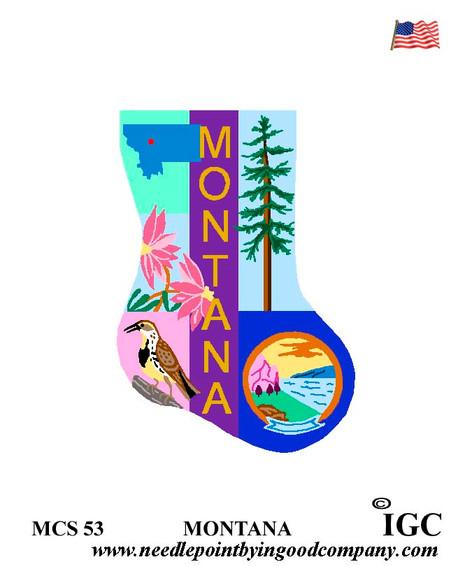 Montana Mini Sock