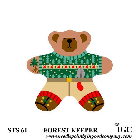 Forest Keeper Bear