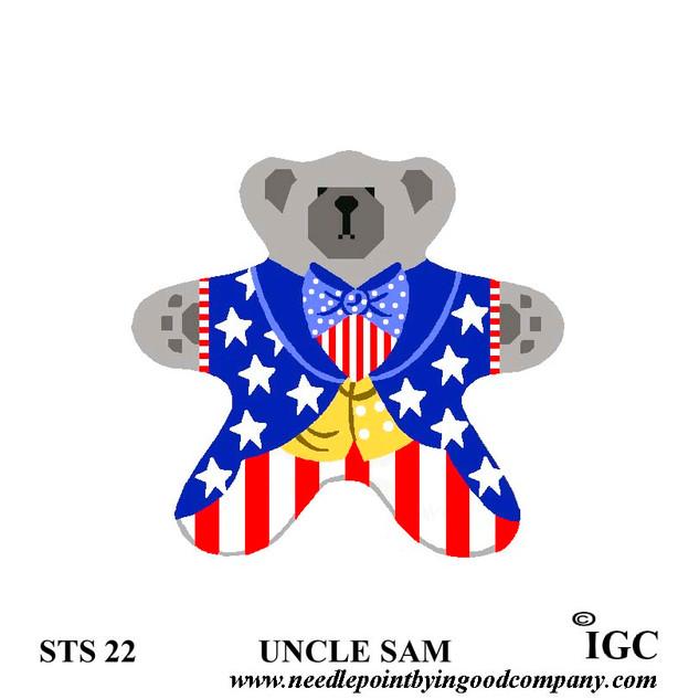 Uncle Sam Bear