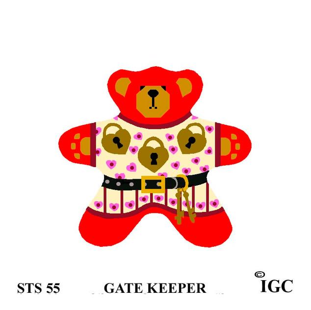 Gate Keeper Bear