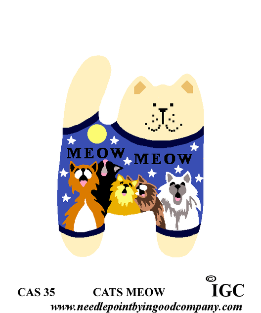 Cats Meow Cat