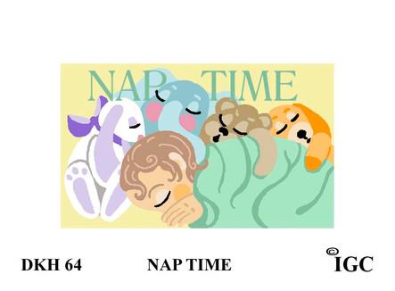 Nap Time Doorknob Hanger