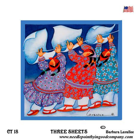 Three Sheets - Barbara Lavallee