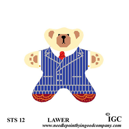 Lawyer Bear